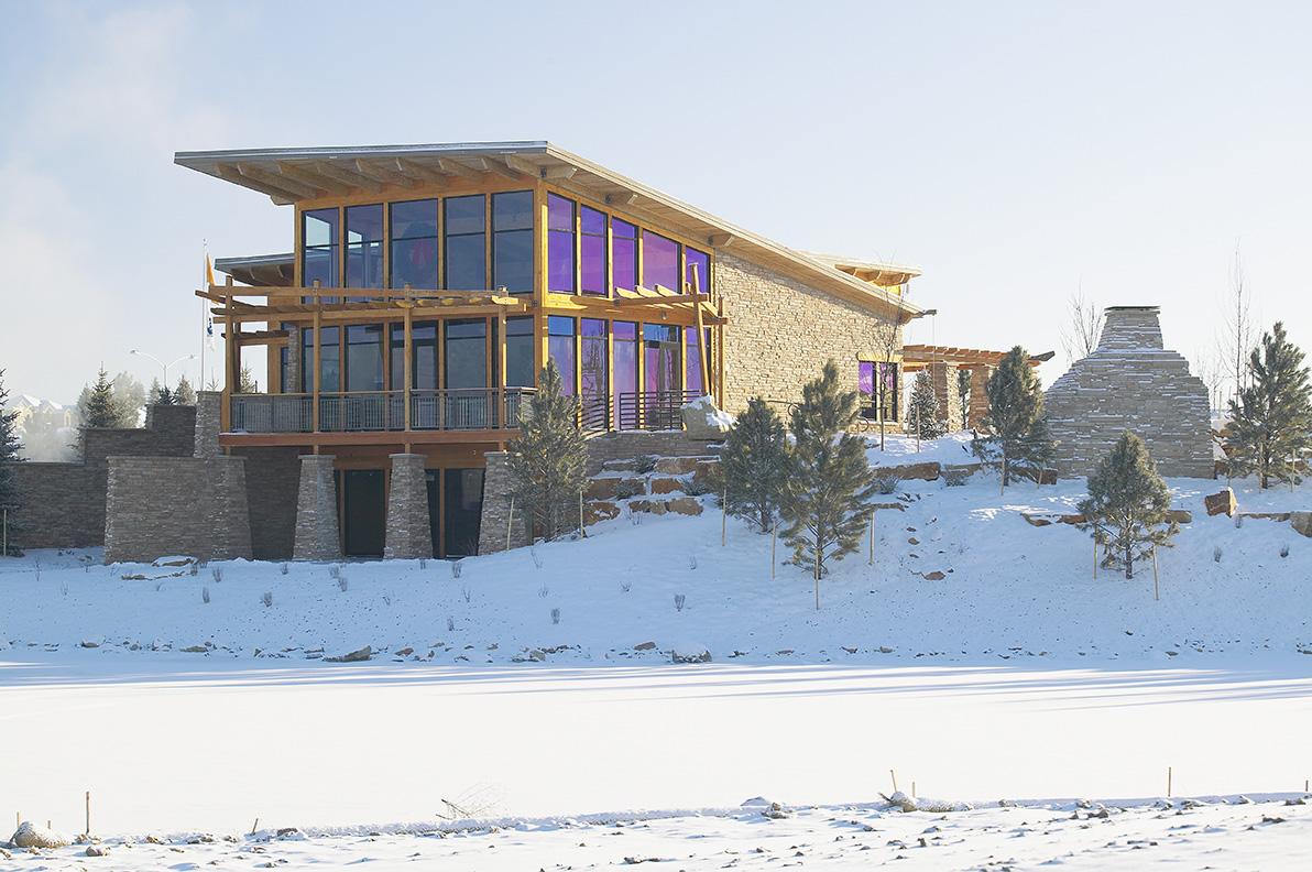 Aspen lodge recreation center for Aspen lodge