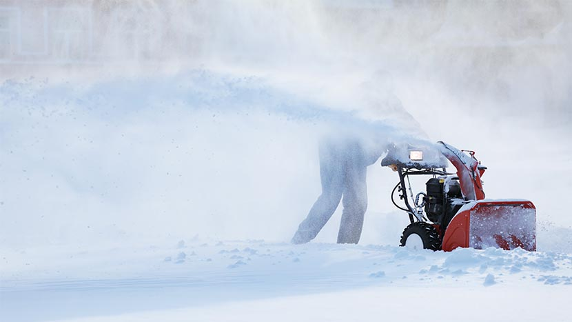 best practices for snow contractor