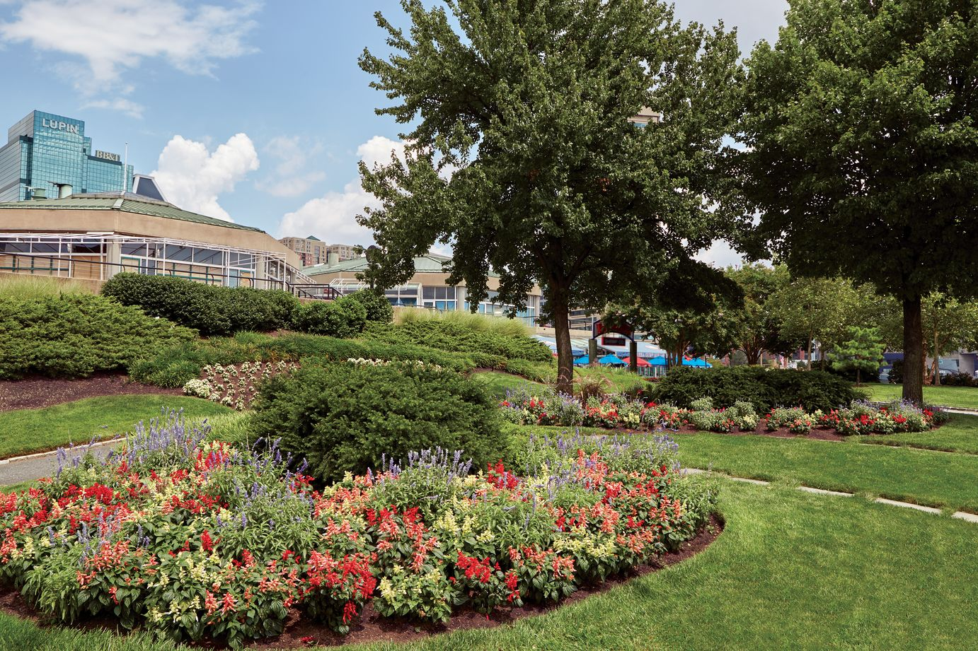 Baltimore Md Commercial Landscape Services Company Brightview
