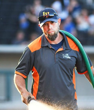 Collin Doebler - 2019 Pacific Coast League's Sports Turf Manager of the Year
