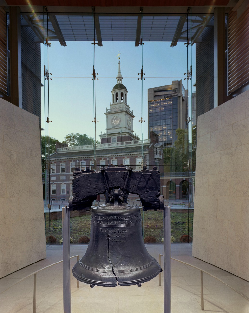 Liberty Bell at Independence Park, Philadelphia
