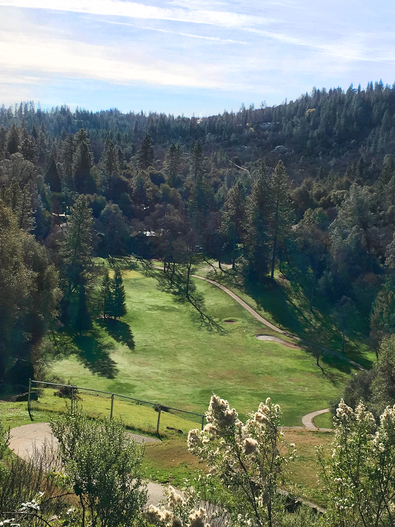 Fairway 6 at Lake of the Pines