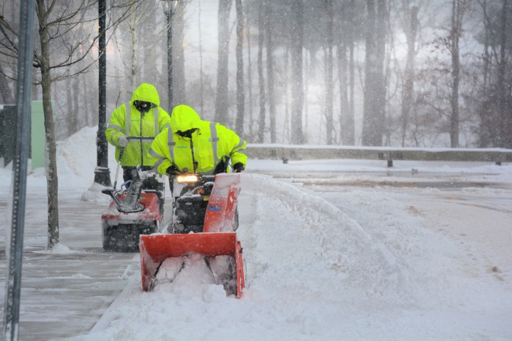 Plan now for Winter Snow Removal