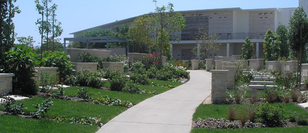 Places of Worship Landscaping Experts