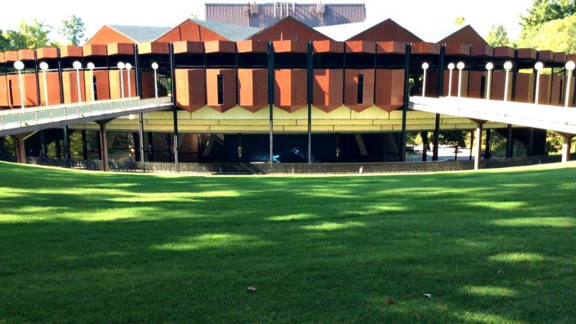 BrightView installs sod at Saratoga Performing Arts Center