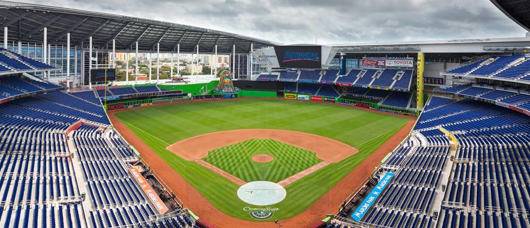 Field & Sports Complexes Landscaping Experts