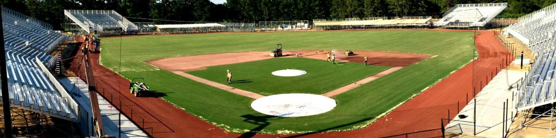 Start To Finish Steps For Baseball Field Construction