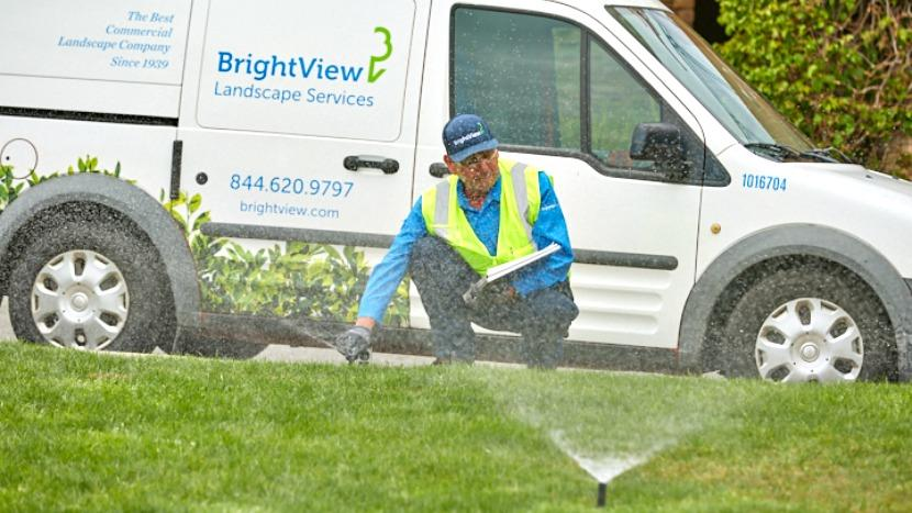Smart Irrigation Month BrightView water