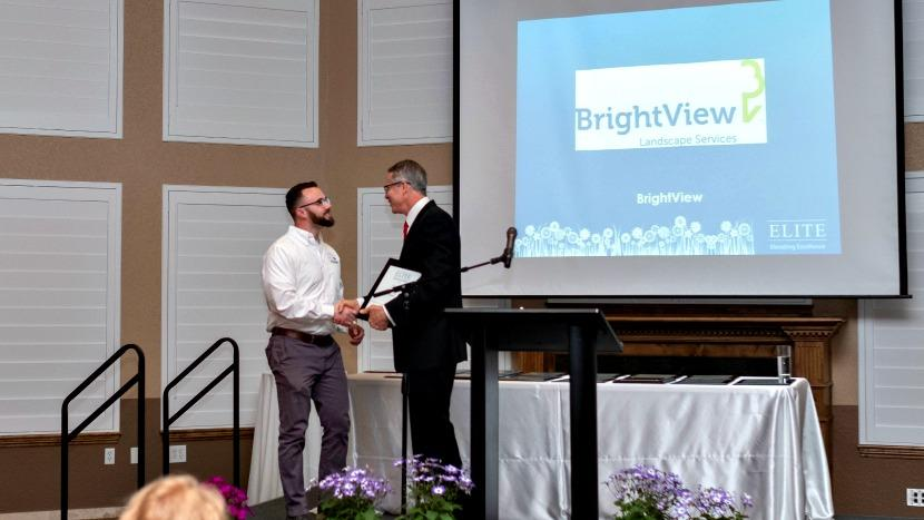 ELITE award BrightView