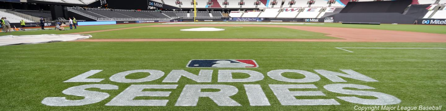 "Major League Baseball's ""London Series"" Opens with help from BrightView's Sports Turf Division"