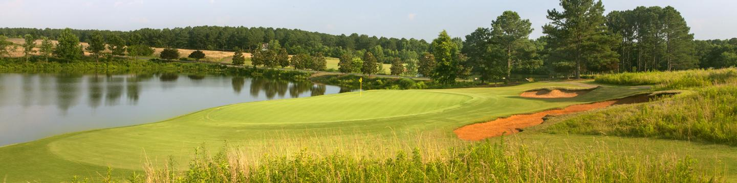 The Golf Course at Cuscowilla on Lake Oconee