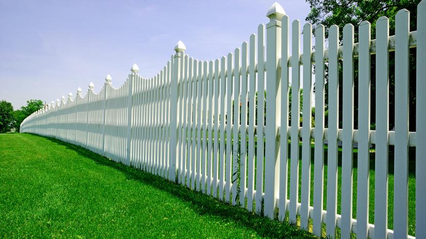 Clear Fence Line