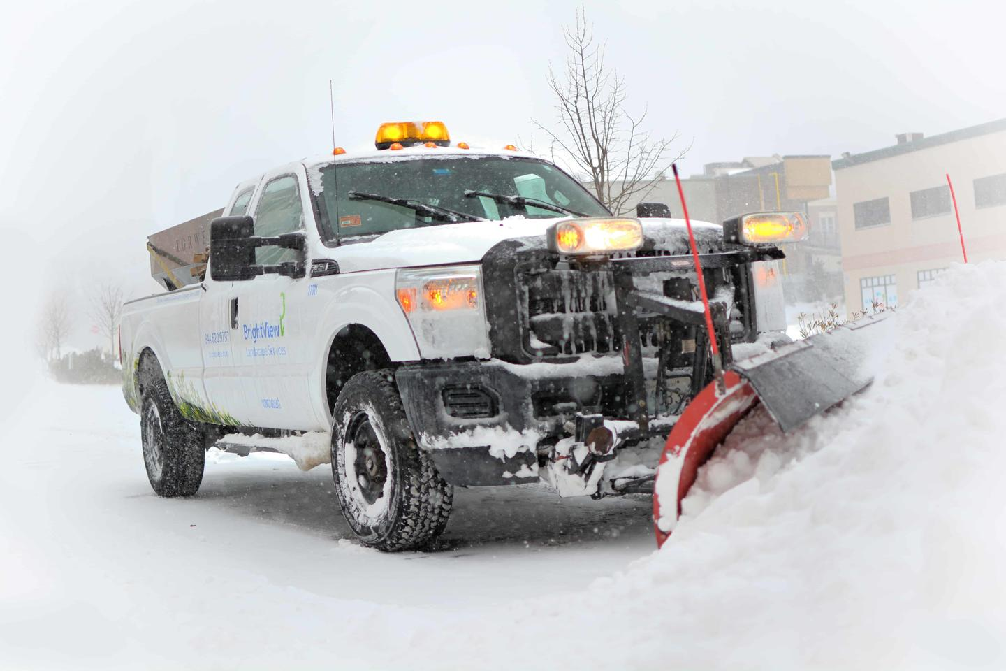 Newark, NJ Snow & Ice Removal Services