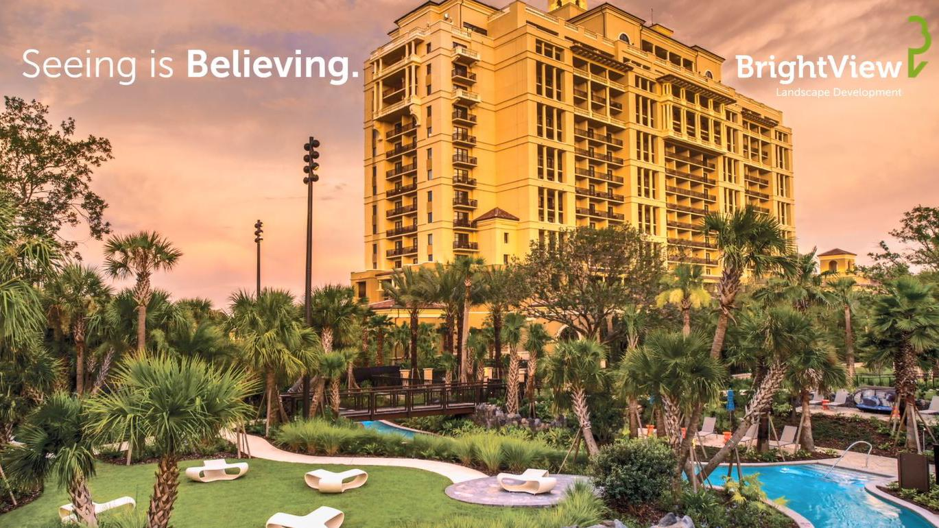Seeing is believing with BrightView Landscape Development