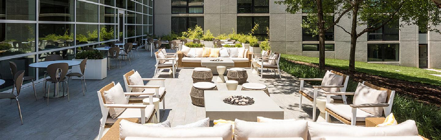 Create a Safer Workplace with Outdoor Workspaces