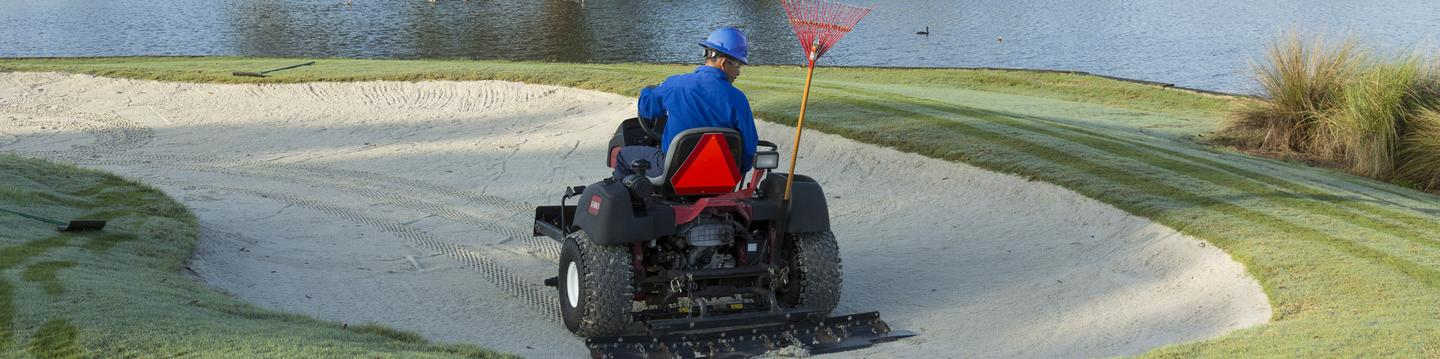 Equipment Maintenance for Golf Courses