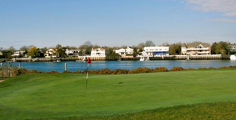 Lawrence Yacht and Country Club golf course