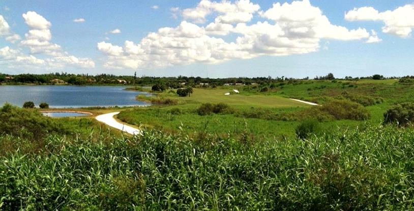 Palm Beach golf course