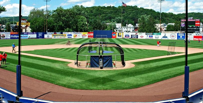 BrightView Landscapes is the Official Field Consultant to Major League Baseball